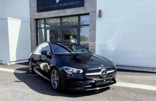 MERCEDES-BENZ CLA 220_1_Mouton Automobiles
